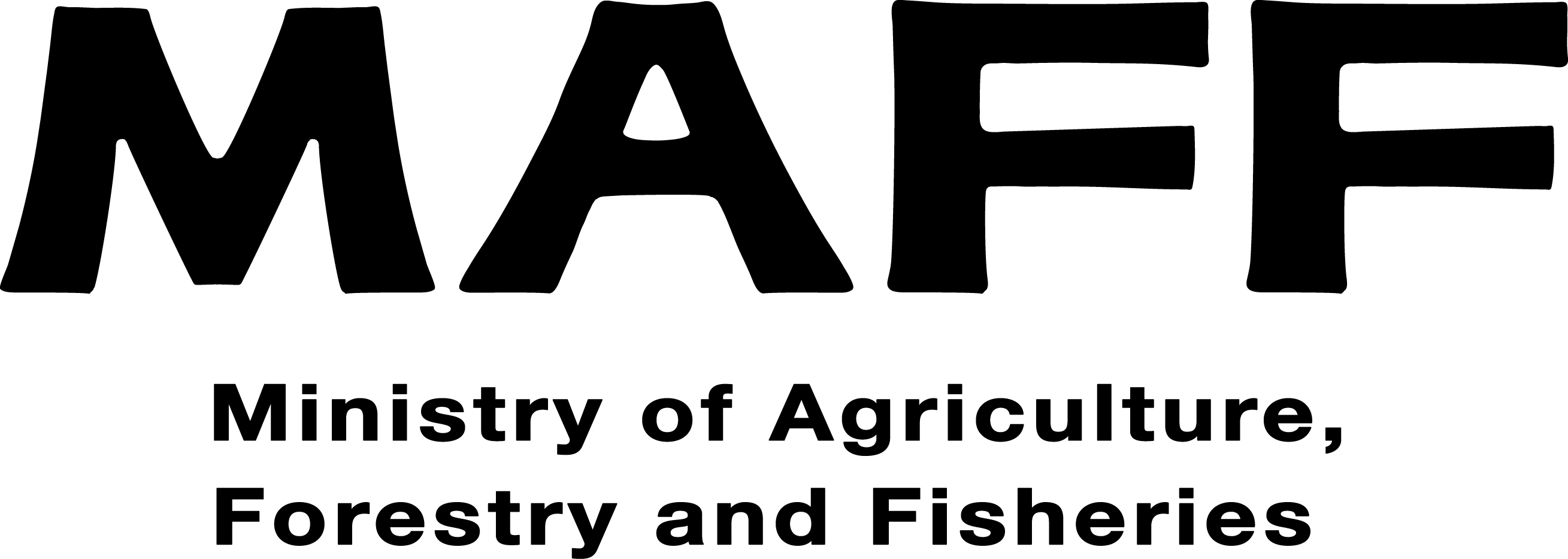 MAFF Ministry of Agriculture, Forestry and Fisheries